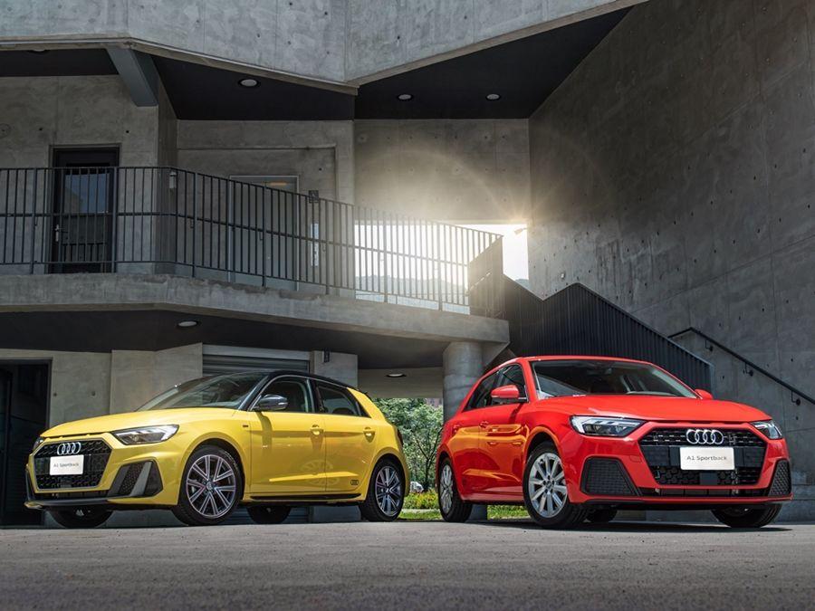 最辣精品小車 全新Audi A1 Sportback 個性上市!