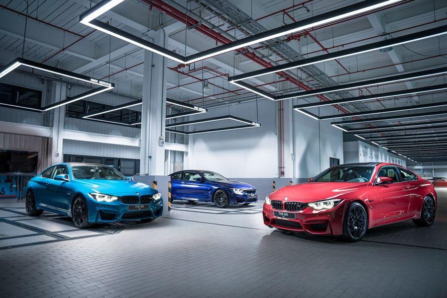 全球限量750台 國內僅導入5輛! BMW M4 Edition ///M Heritage正式在台登場