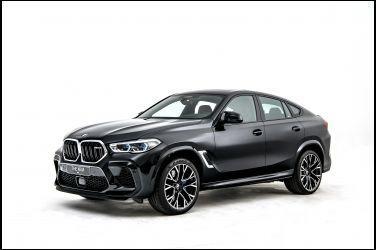 集性能與豪華於一身‧600匹跑格休旅 BMW X6 M正式上市 建議售價698萬