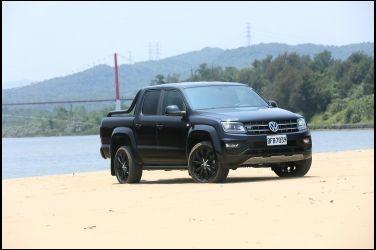 黑魂覺醒 VW Amarok V6 Black Edition