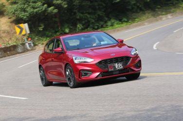 競爭更趨白熱化 百萬級中型掀背戰力總覽:Focus、Mazda 3、308、Auris、Golf