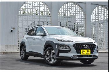 油電超佈署 Hyundai Kona Hybrid