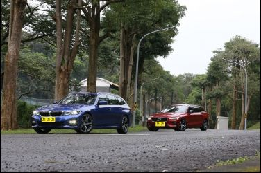 熱血生活品味 BMW 330i Touring M Sport vs. Volvo V60 T5 R-Design(下)