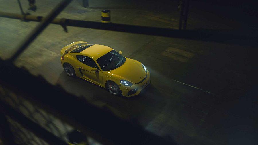 Porsche並不喜歡Cayman GT4現在的變速箱設定