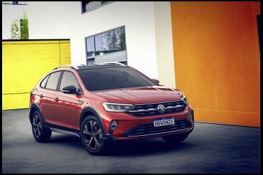VW巴西發表新小型跨界休旅Nivus!