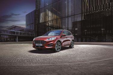 為慶祝大改款Ford Kuga將於六月上市 Ford推出優惠活動
