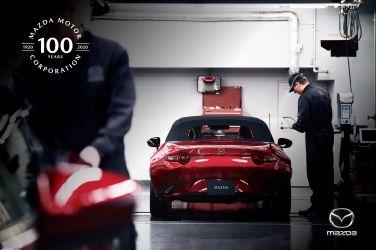 百年淬煉安心駕馭體驗 「MAZDA ONLY 360°愛車夏檢」專案