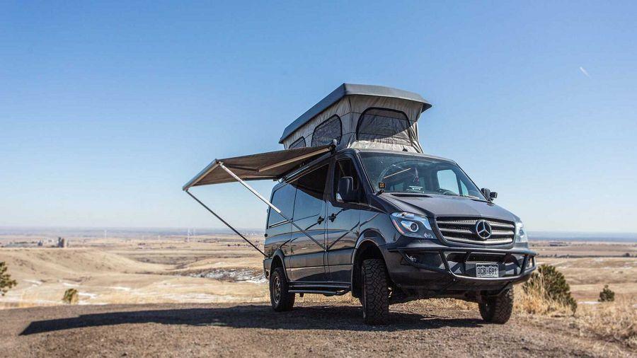 Vanlife Customs推出集結越野能力與機能性的時髦露營車Pops