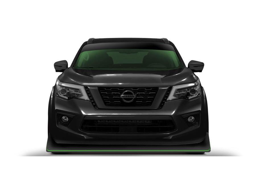 Nissan皮卡將植入千匹馬力GT-R引擎!