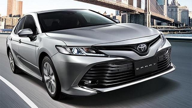2020年06月 Toyota 豐田全車系中古車行情表
