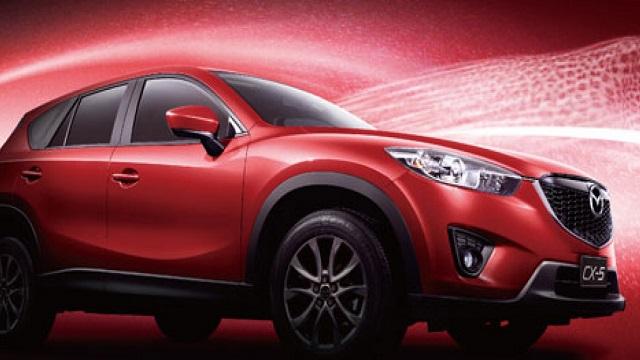 2020年06月 Mazda 馬自達全車系中古車行情表