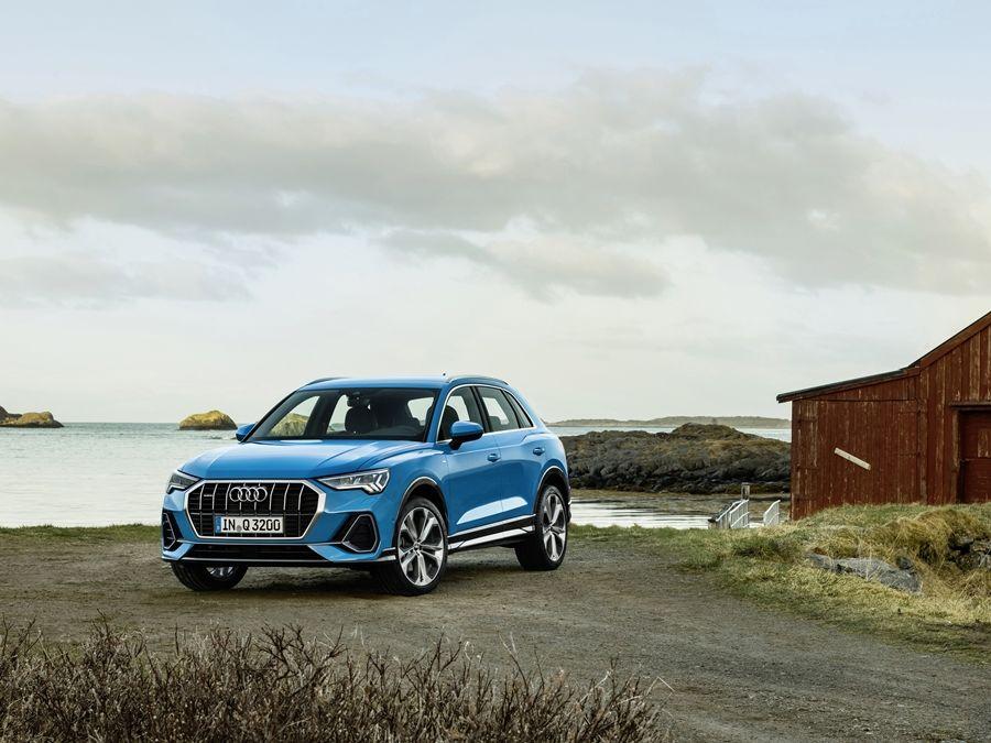 Audi 六月份入主指定車型獨享絕佳財務優惠方案