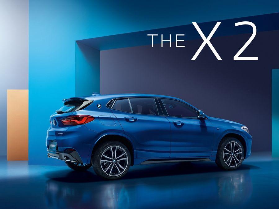BMW 本月入主BMW X1, X2享0頭款、0首付與一年乙式全險