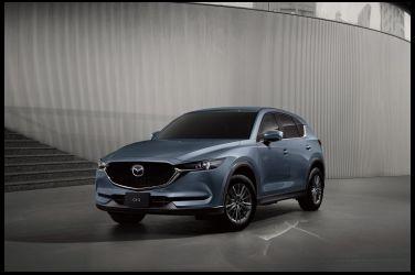 MAZDA推出CX-5獻定版 新增行人偵測功能與新車色 售價109.9萬起