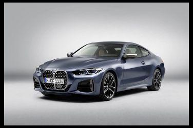 氣勢凌人 全新大改款 BMW 4 Series Coupe正式發表