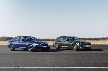 科技新風貌 BMW 5 Series