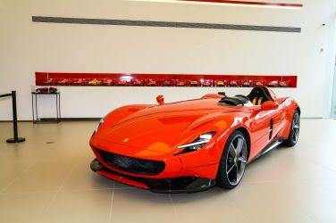 經典跑車現代重生 Ferrari Monza SP1