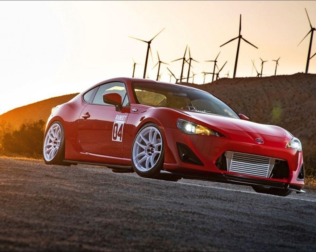 鈦合金耀眼色澤充斥 FA20 Turbo 350ps馬力
