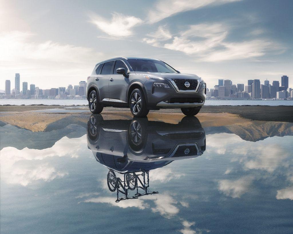 美規X-Trail大改現身 新一代Nissan Rogue北美發表