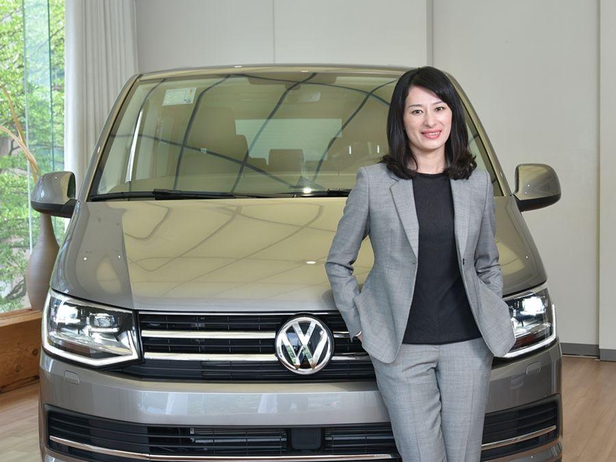 在地深耕里程碑!巫詩棻 (Julia Wu) 升任台灣福斯商旅總裁