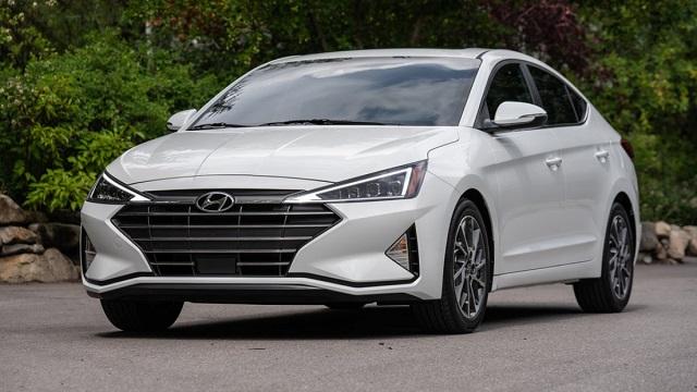 2020年07月 Hyundai 現代全車系中古車行情表