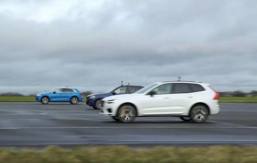 影/Volvo Hybrid大馬力 Vs. BMW渦輪直6引擎!Audi也來參一腳