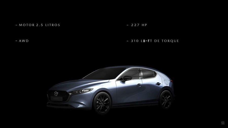 影/渦輪四驅Mazda3搶先曝光!會出手排嗎?
