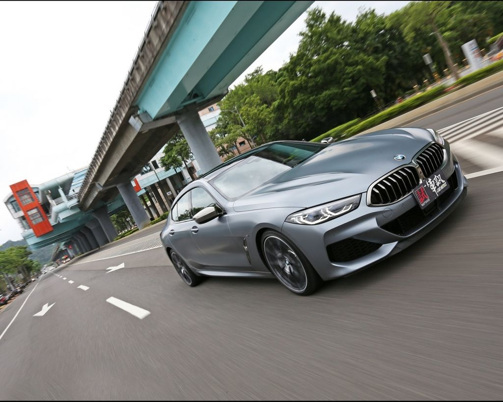 ​完美三部曲 BMW M850i xDrive Gran Coupe