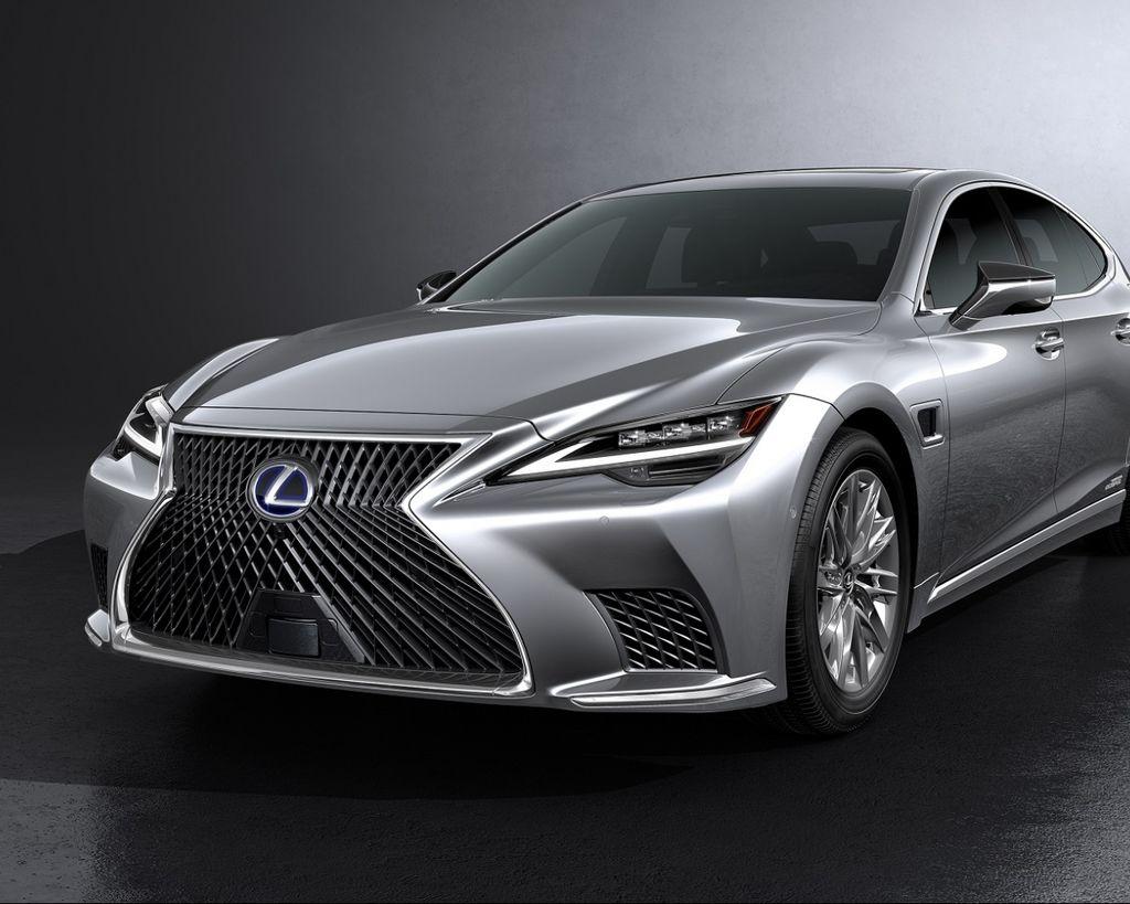 高階智慧科技再升級 第五代小改款Lexus LS