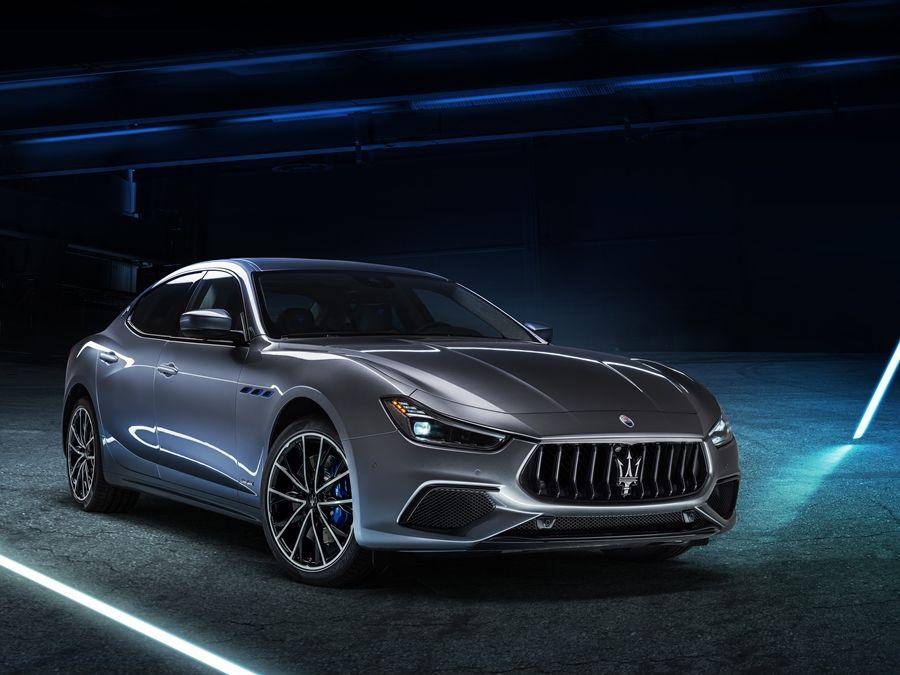 Maserati Ghibli Hybrid 馭風電掣 正式亮相