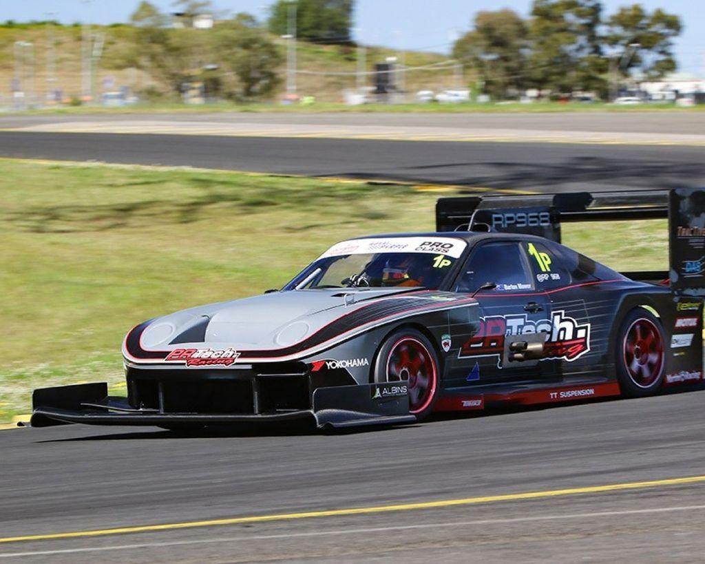 WTAC二連霸是什麼概念!? 世界最快的改裝車1200hp Porsche 968