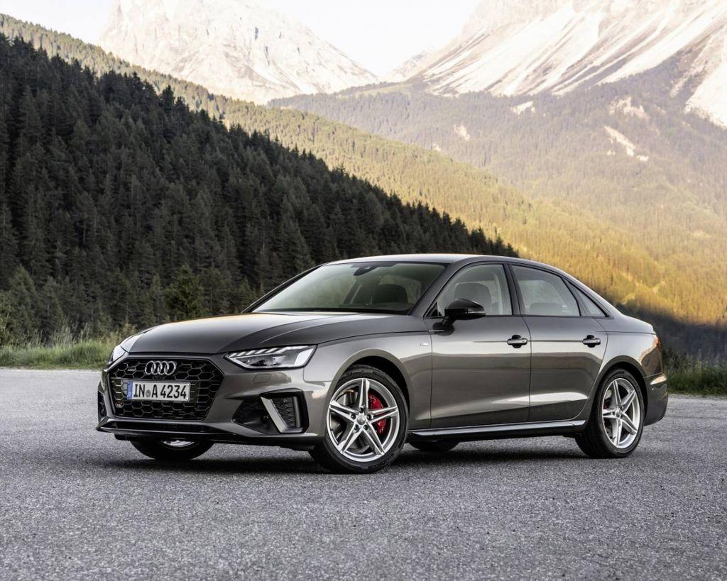 時尚美型轎跑 小改款Audi A4|A4 Avant開始預售