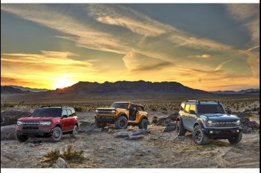 美系越野王者回歸 全新Ford Bronco/Bronco Sport