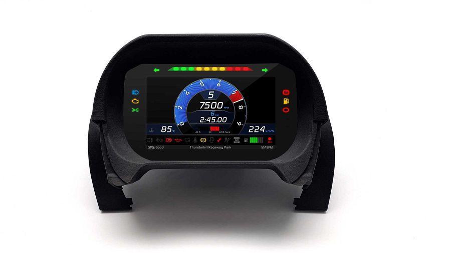 苦於推進賽道單圈時間?Lotus推出附強大記錄功能的數位儀表板組