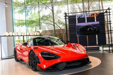 賽道機器限量登台 McLaren 765LT