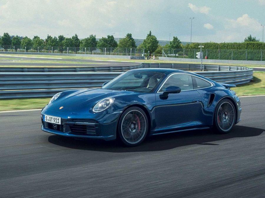 威名遠播45年!Porsche 911 Turbo登場!