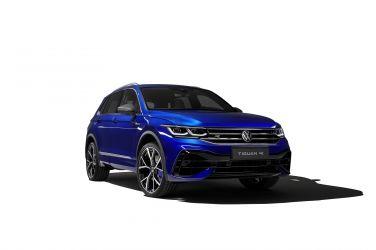 性能與節能領軍 VW Tiguan facelift