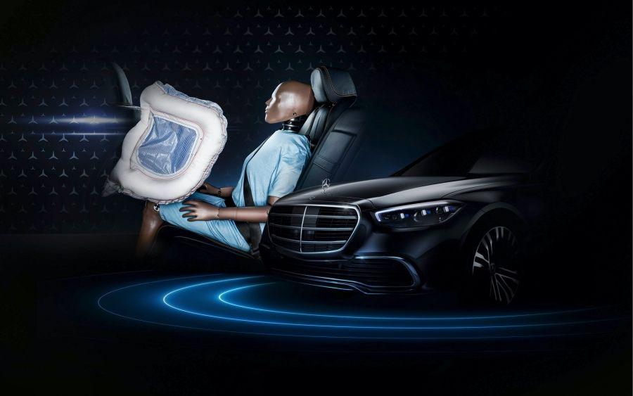 2021 Mercedes-Benz S-Class將搭載全球第一具後座氣囊!