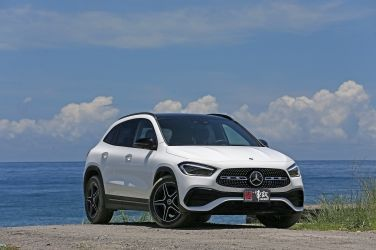 強勢回歸 Mercedes-Benz GLA 200