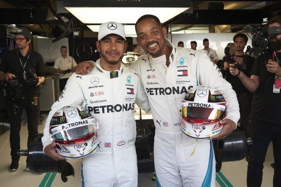 F1冠軍車手Lewis Hamilton承認了!2年前就與天后一起…?