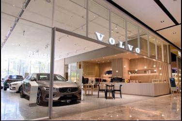 北歐斯堪地那維亞豪華氛圍新據點 「Volvo Downtown Store」 凱銳汽車新莊城市展間正式營運