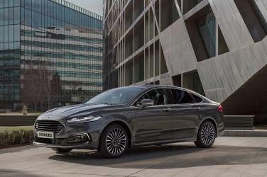 歐洲原裝進口New Ford Mondeo珍藏型限量上市
