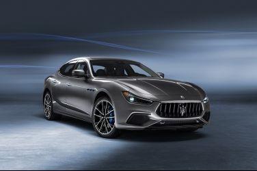 啟動電能新世代 Maserati Ghibli Hybrid