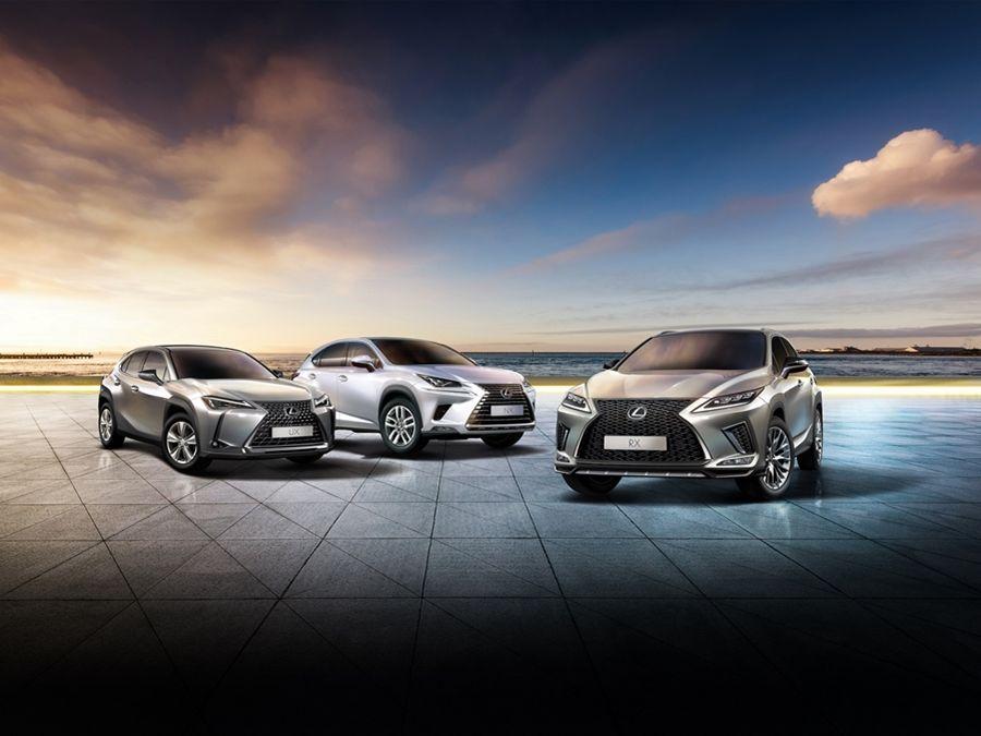 Lexus 8月份促銷專案實施中