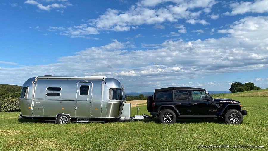 Airstream準備於2020 Caravan Salon露營車展上帶來新的小改車屋