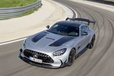 黑風再起 Mercedes-AMG GT Black Series