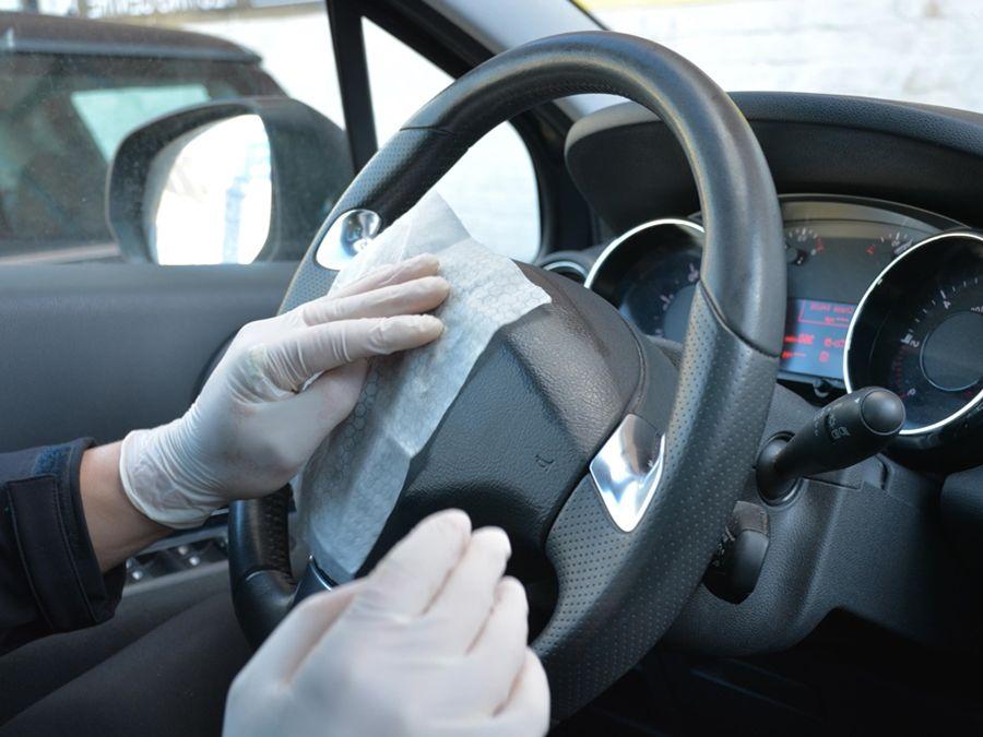 新冠肺炎疫情仍未解除 開車族仍要提高警覺防疫破口