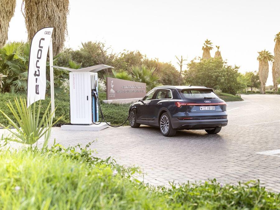 Audi成為Noodoe環島充電網首家豪華品牌夥伴