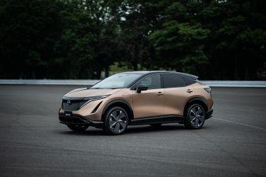 力求復興‧電動跨界休旅發表 Nissan Ariya
