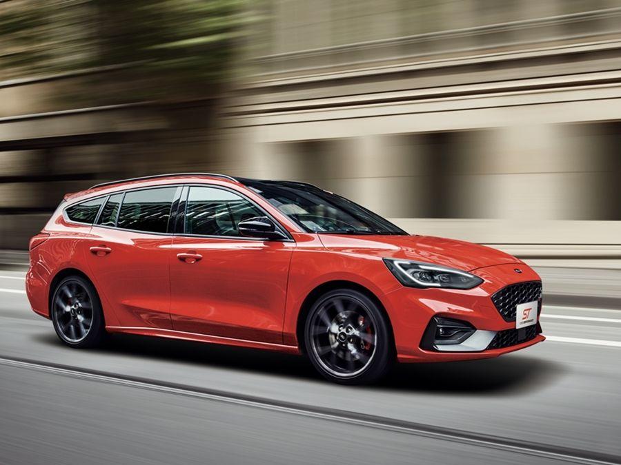Ford Focus ST Wagon單月已接250張訂單!